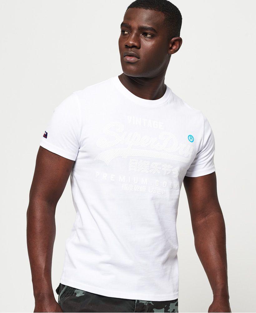 Superdry Premium Goods Tonal T-Shirt
