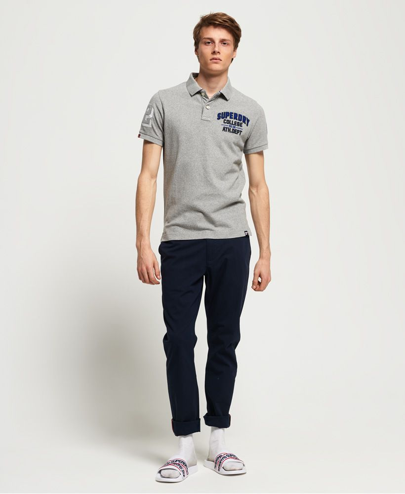 Superdry Superstate Shadow Polo Shirt