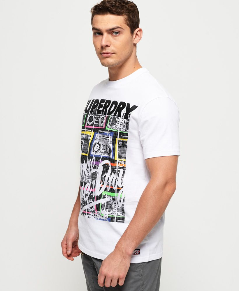 Superdry Ticket Type Infill T-Shirt