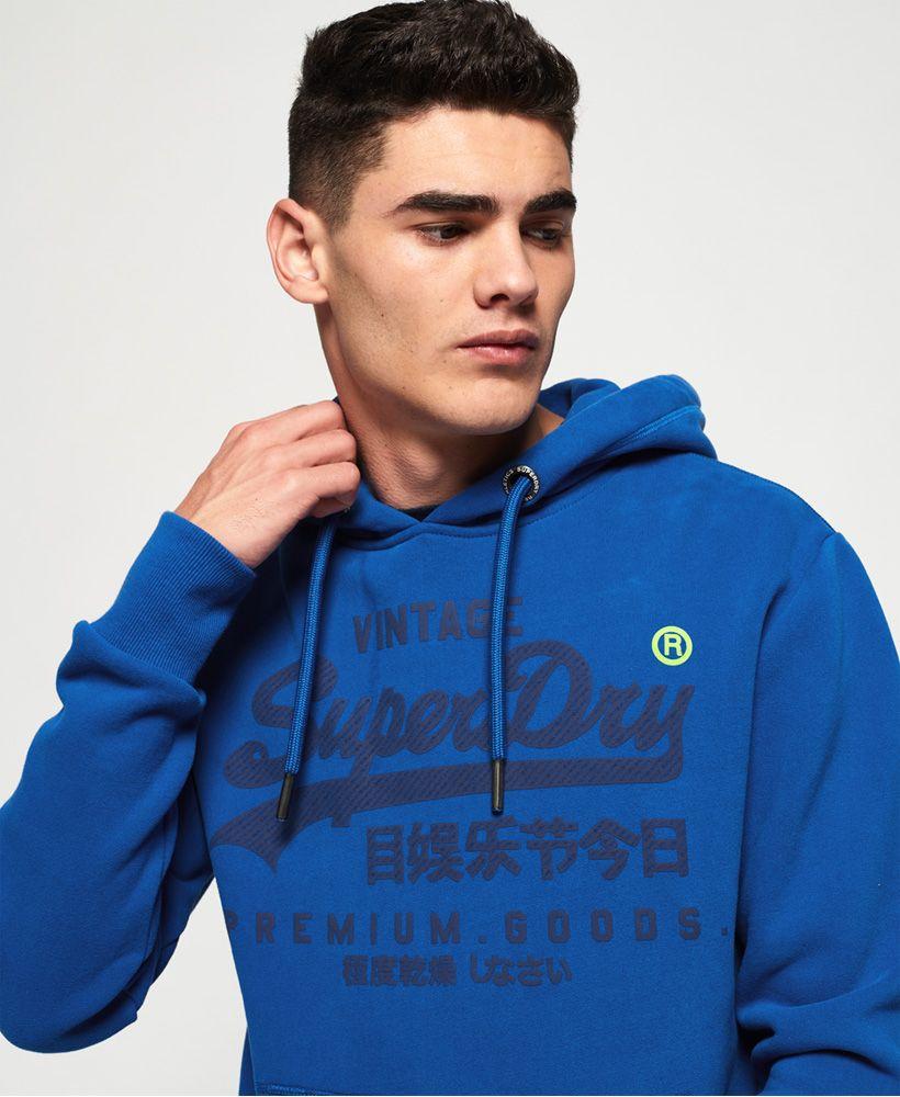 Superdry Premium Goods Tonal Hoodie