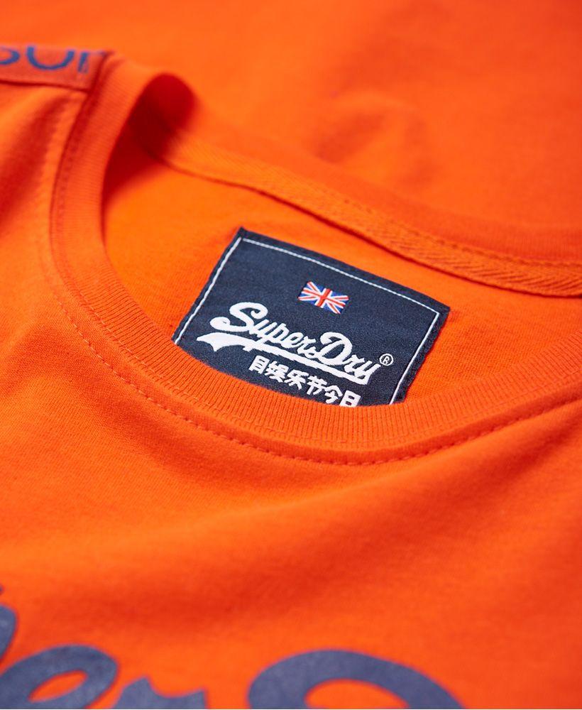 Superdry Vintage Logo Linear Sport T-Shirt