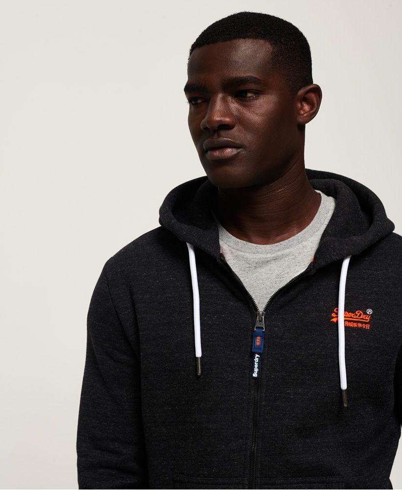 Superdry Orange Label Classic Zip Hoodie