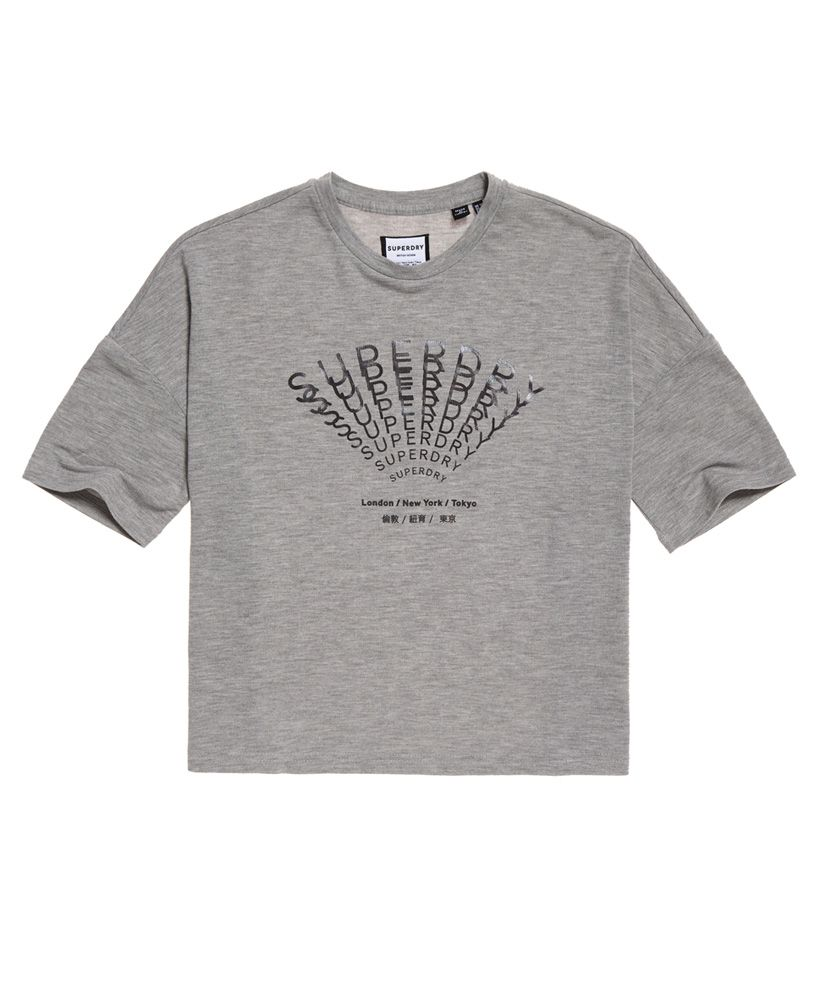 Superdry Foil Graphic T-Shirt