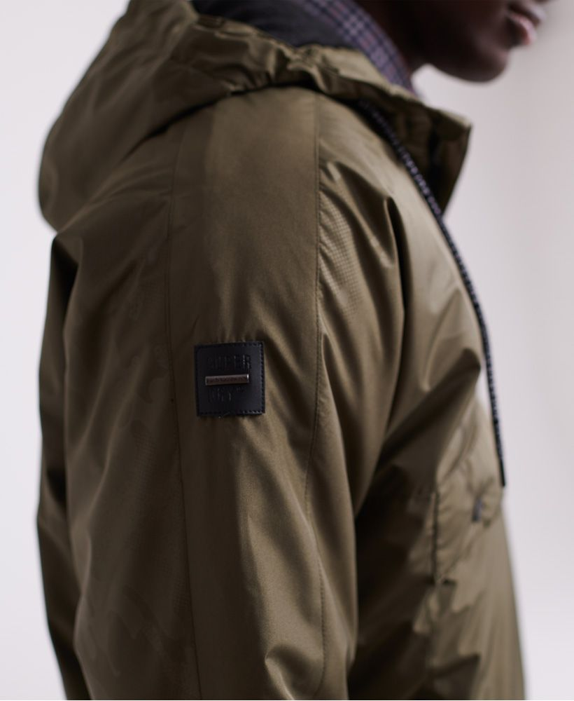 Superdry Surplus Goods Pop Over Hood Jacket