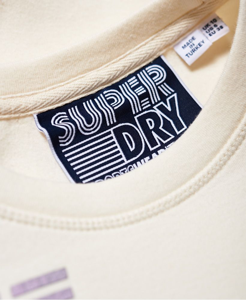 Superdry Flash Sport Crew Sweatshirt