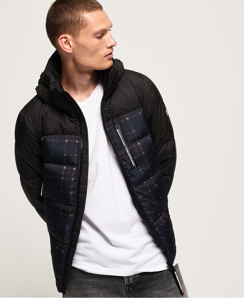 Superdry Cortex Down Jacket