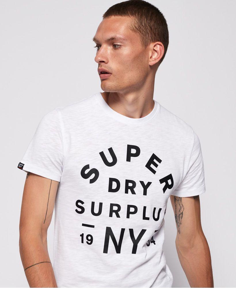 Superdry Surplus Goods Classic Graphic T-Shirt