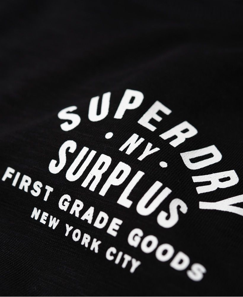 Superdry Surplus Goods Long sleeve Graphic T-Shirt