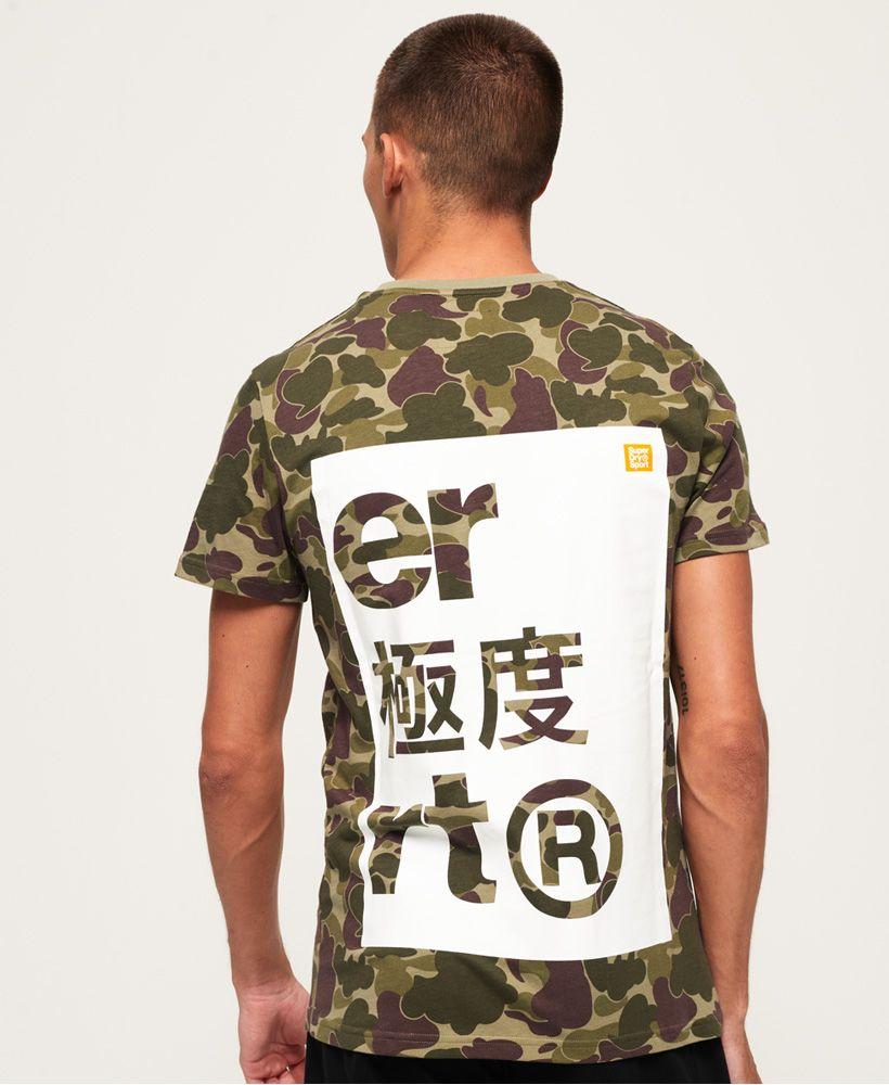 Superdry Combat Boxer T-Shirt