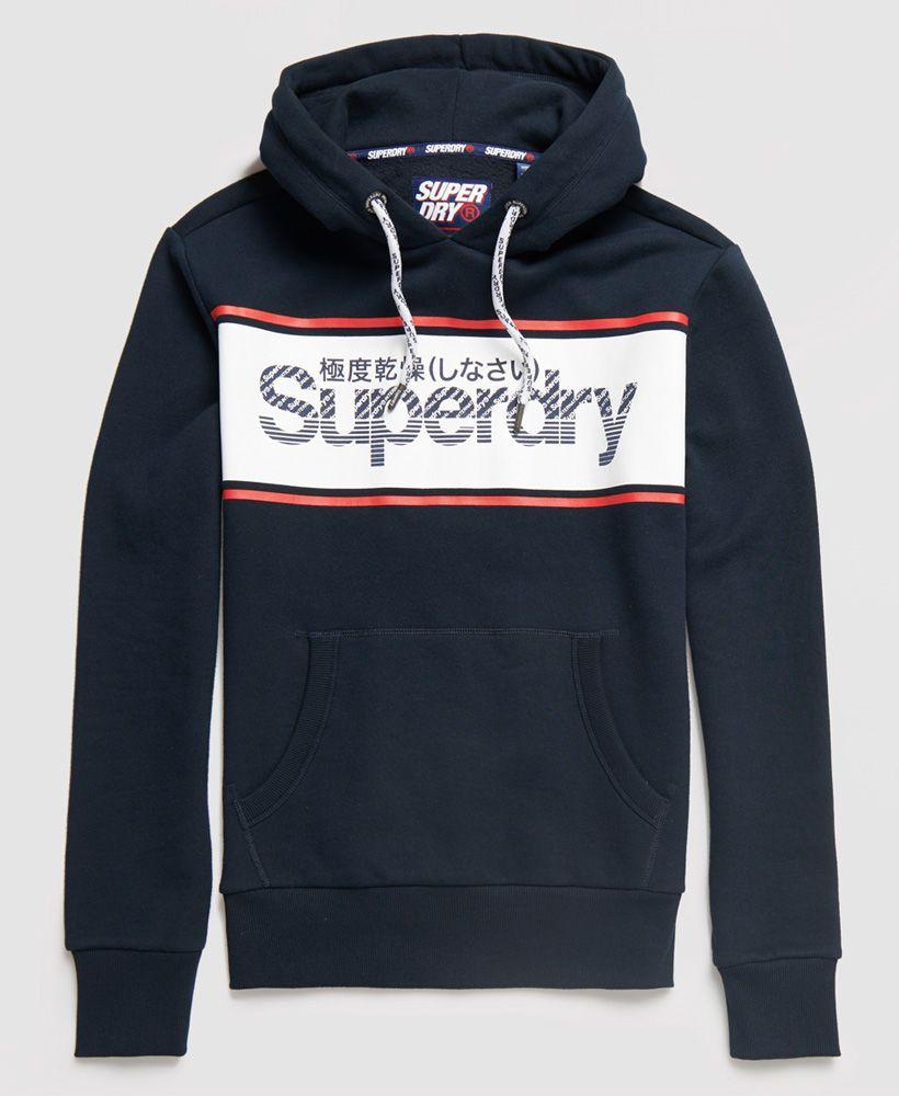 Superdry Retro Sport Hoodie