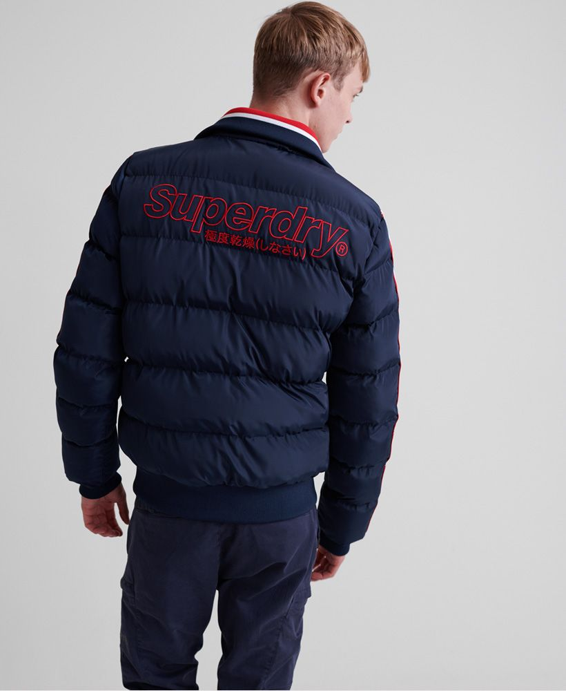Superdry Icon Sports Puffer Jacket