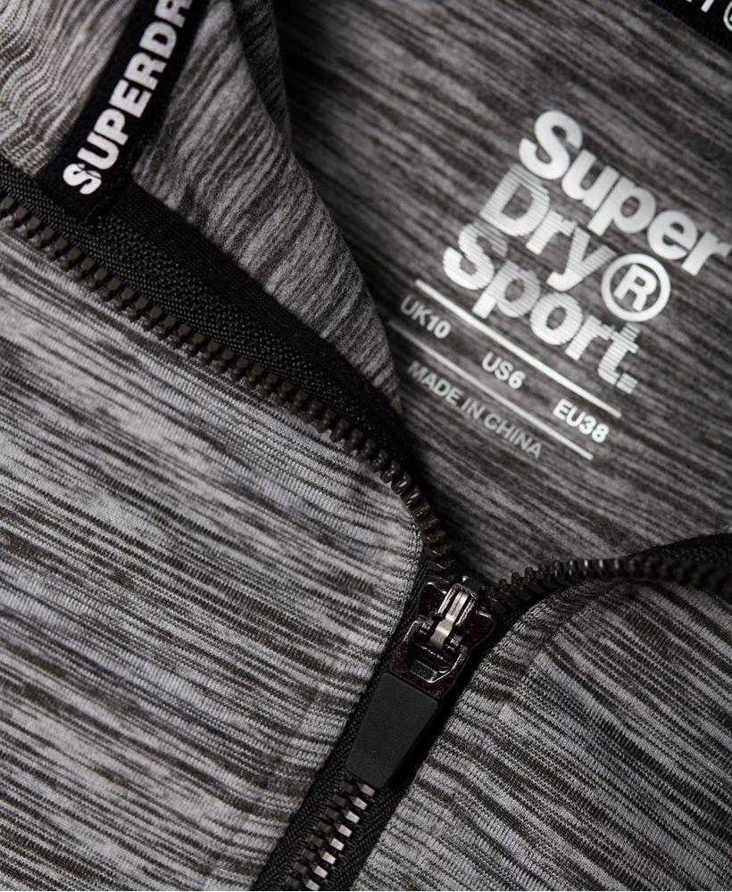 Superdry Core Taped Half Zip Hoodie