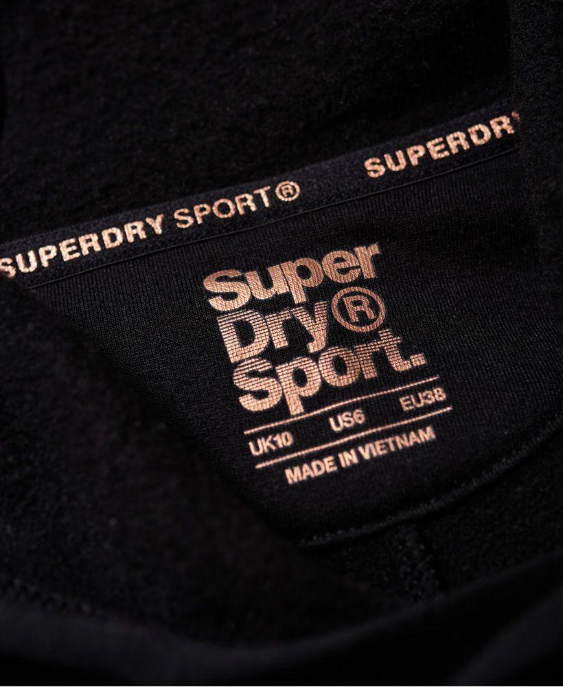 Superdry Active Studio Luxe Oversized Hoodie