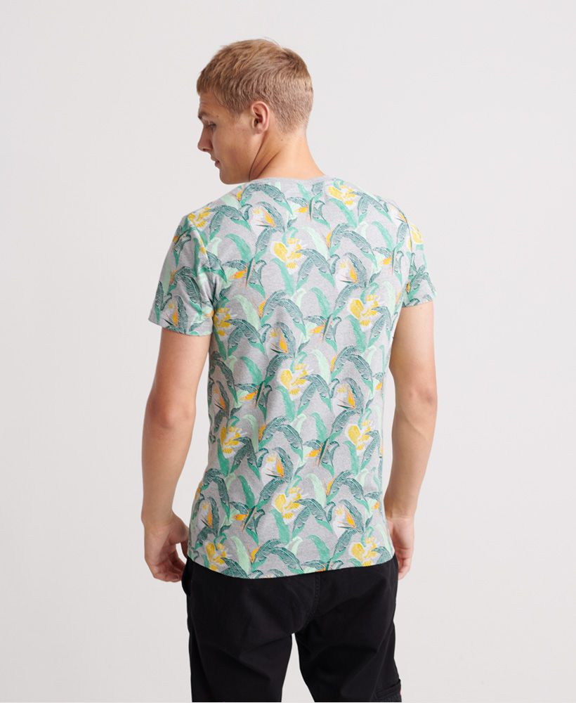 Superdry AOP Pocket Lite T-Shirt