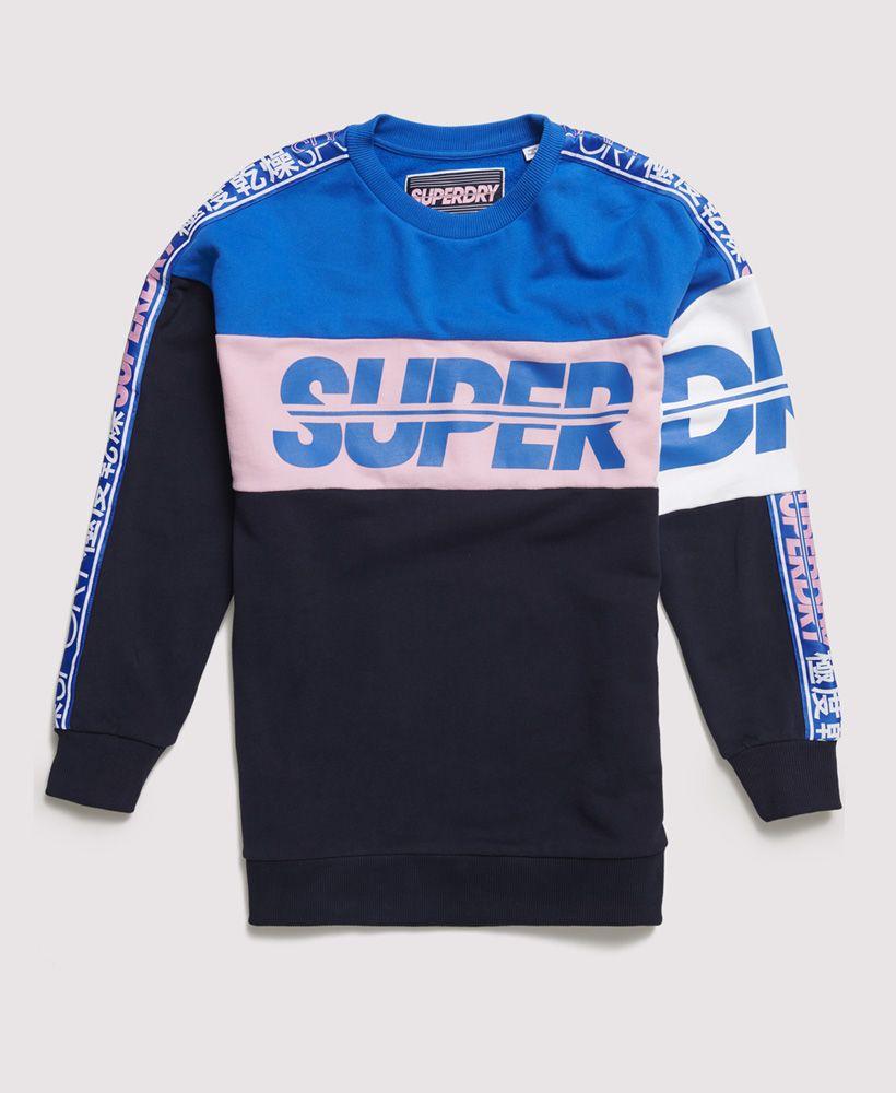 Superdry Sport Breakers Crew Sweatshirt