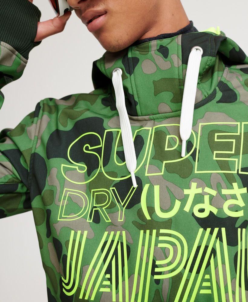 Superdry Snow Tech Hoodie