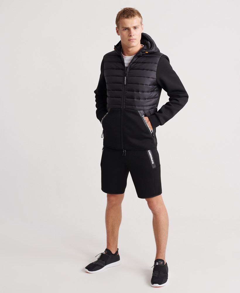 Superdry Core Gymtech Hybrid Jacket
