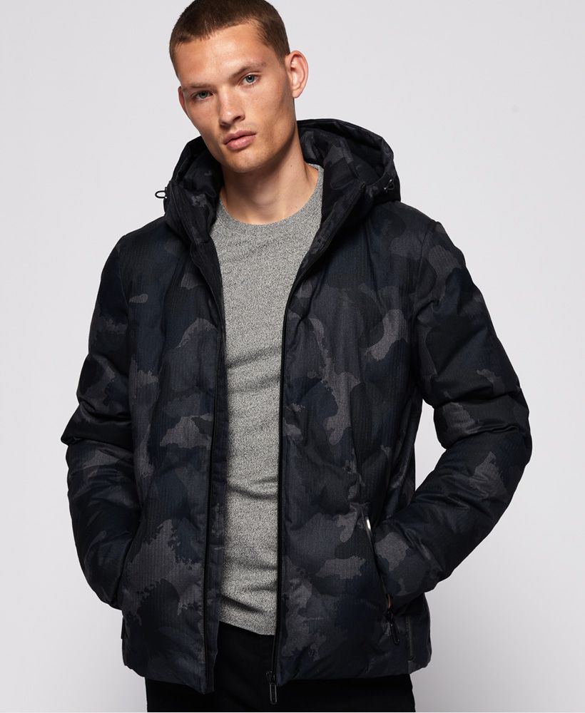Superdry Echo Quilted Puffer Jacket