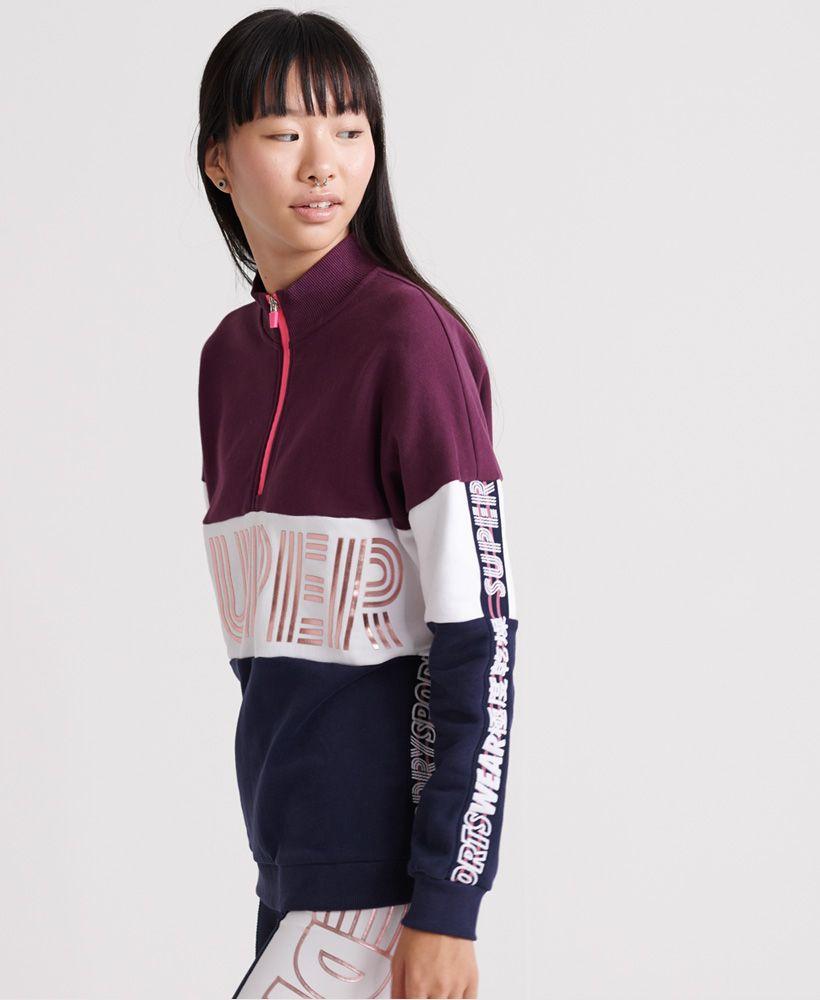 Superdry Flash Sport City Crew Sweatshirt