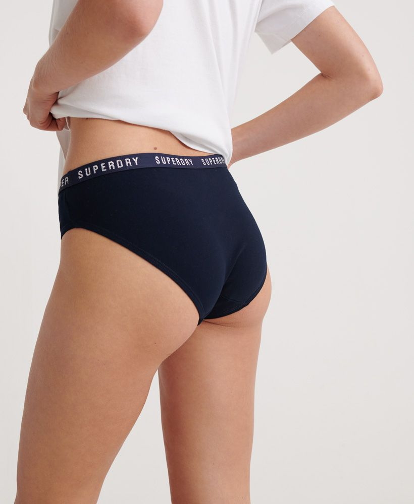 Superdry College Brief Double Pack
