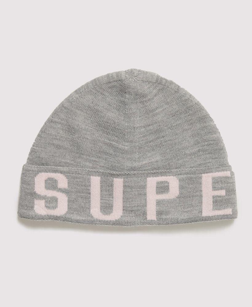 Superdry Superdry Urban Logo Beanie