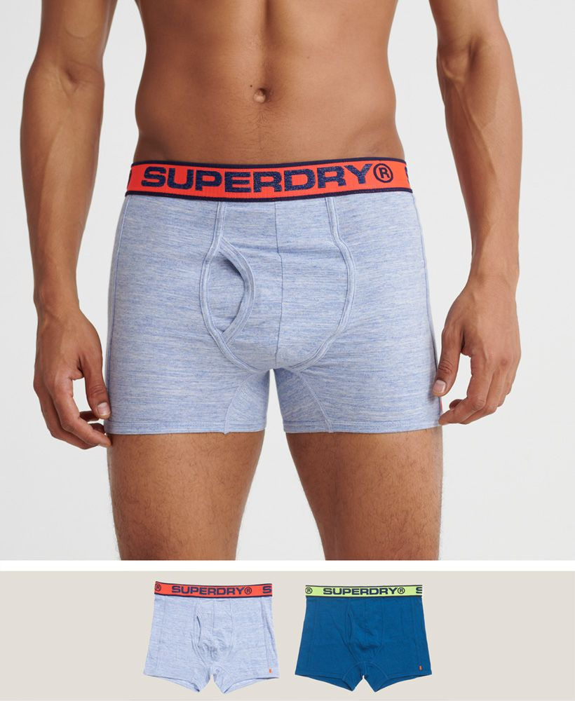 Superdry Superdry Sports Boxers Double Pack