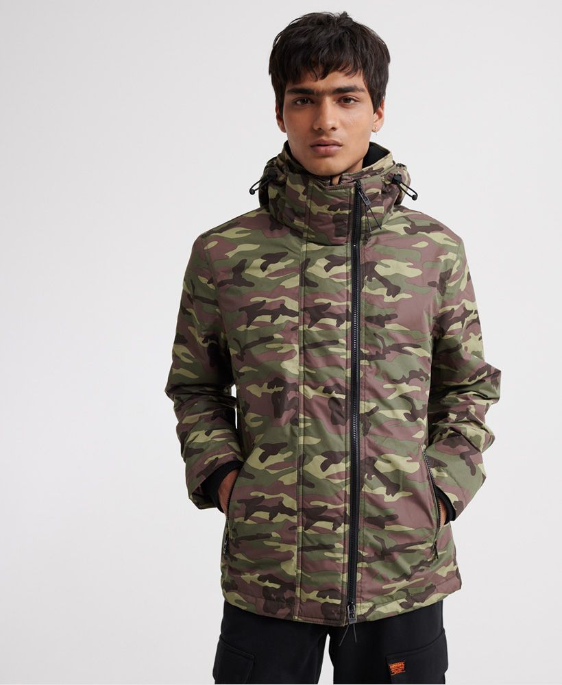 Superdry Microfibre SD-Windcheater Jacket