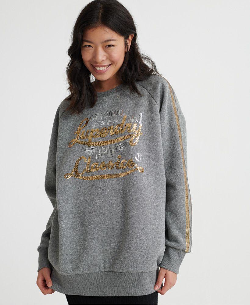 Superdry Original Boutique Crew Sweatshirt
