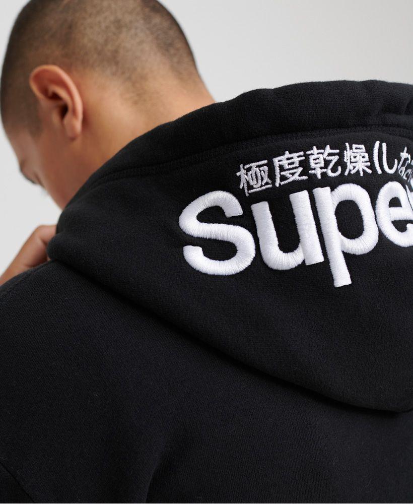 Superdry Modern Orange Label Hit Hoodie