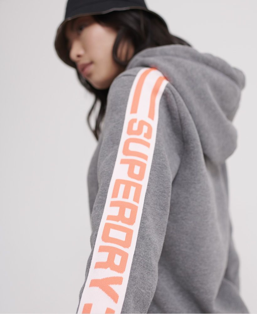 Superdry Modern Coral Label Sport Hoodie