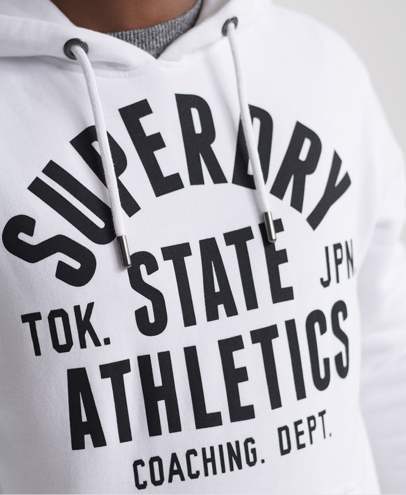 Superdry Mono State Athletic Hoodie