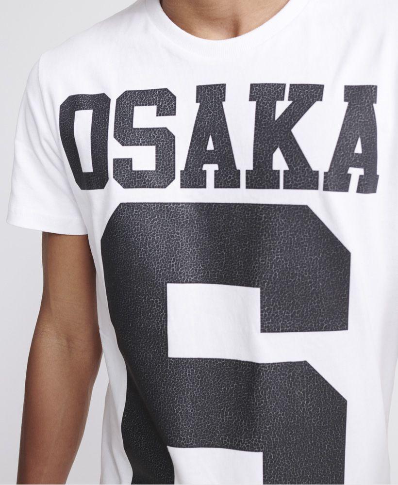 Superdry Mono Osaka 6 T-Shirt