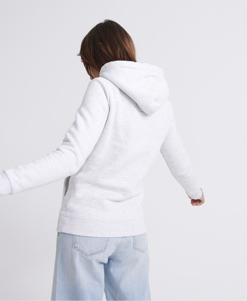 Superdry Embroidered Classic Leaf Hoodie