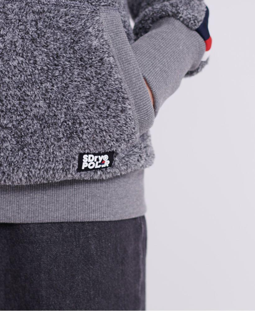 Superdry Polar Label Retrosport Hoodie