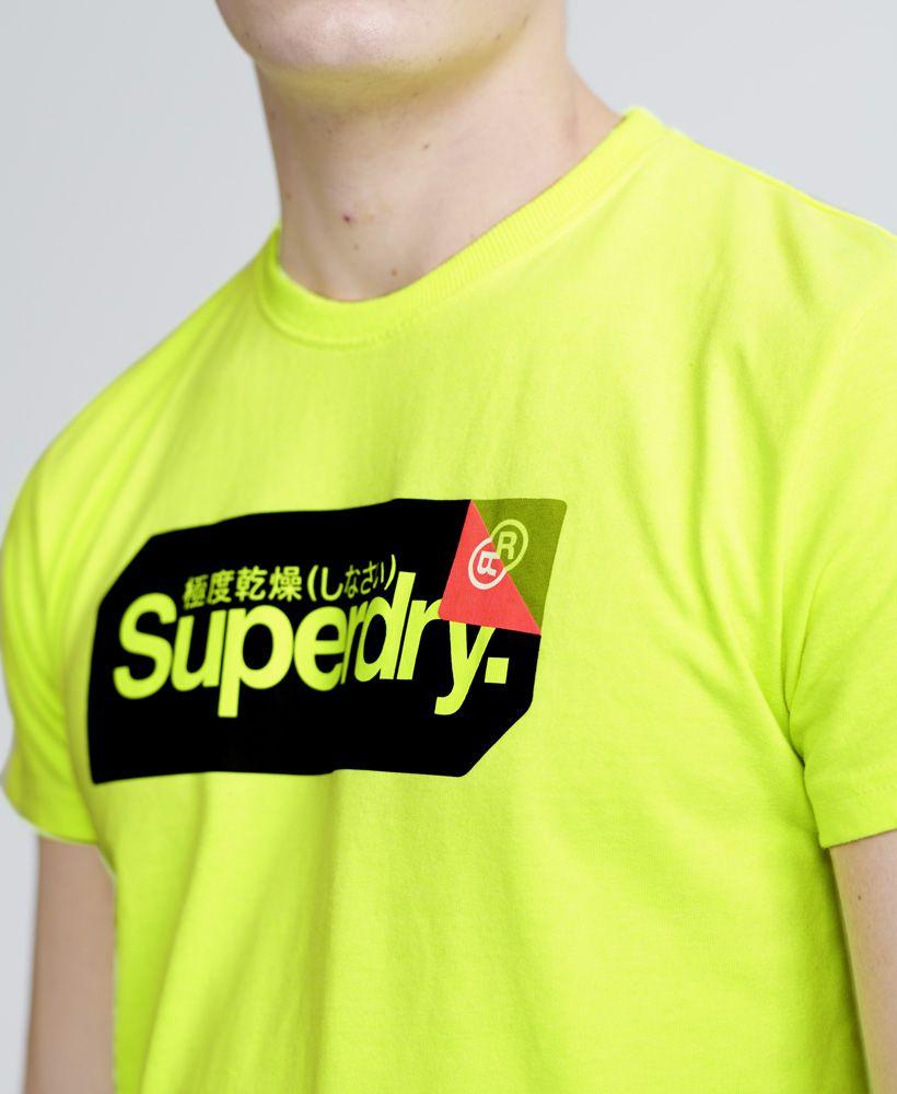 Superdry Core Logo Tag T-Shirt