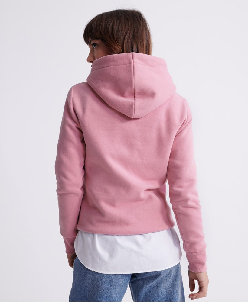 Superdry Premium Goods Luxe Embroidered Hoodie