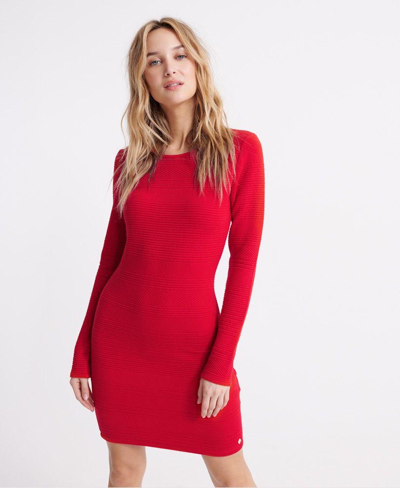 Superdry Daria Bodycon Dress