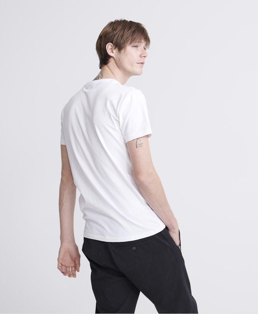 Superdry Denim Goods Co Pocket T-shirt