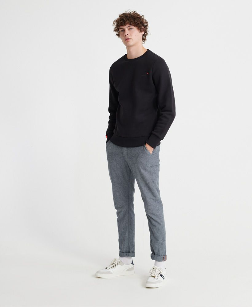 Superdry Orange Label Crew Sweatshirt