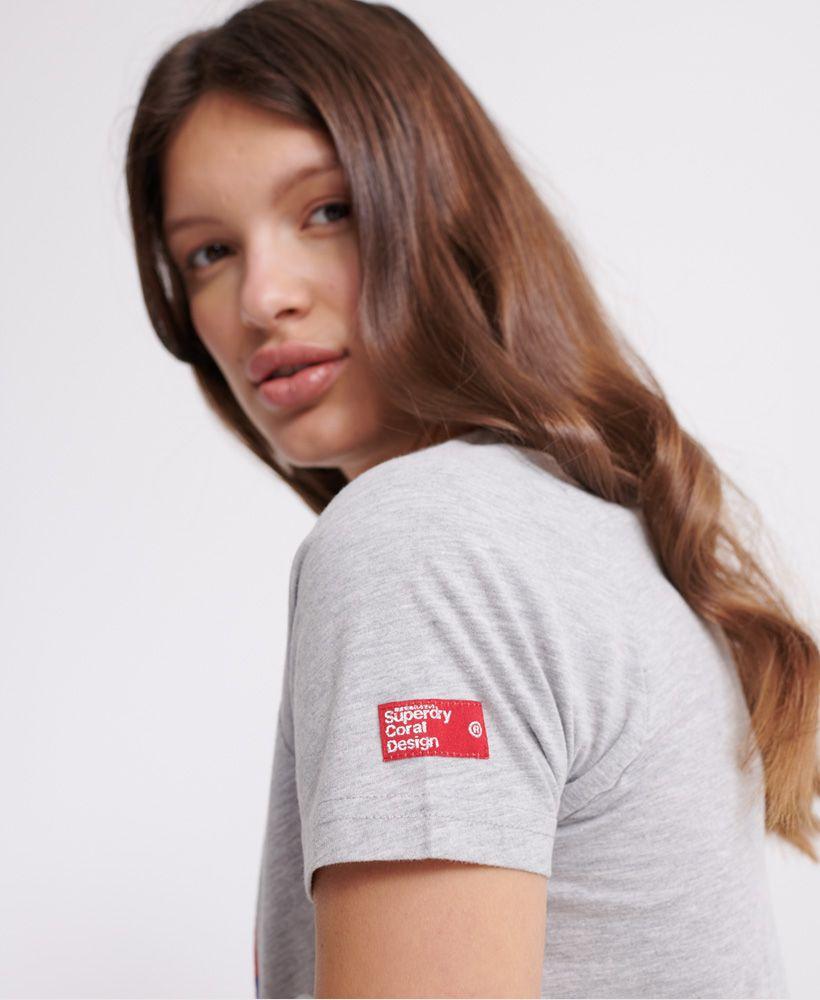Superdry SDQB High NY T-Shirt