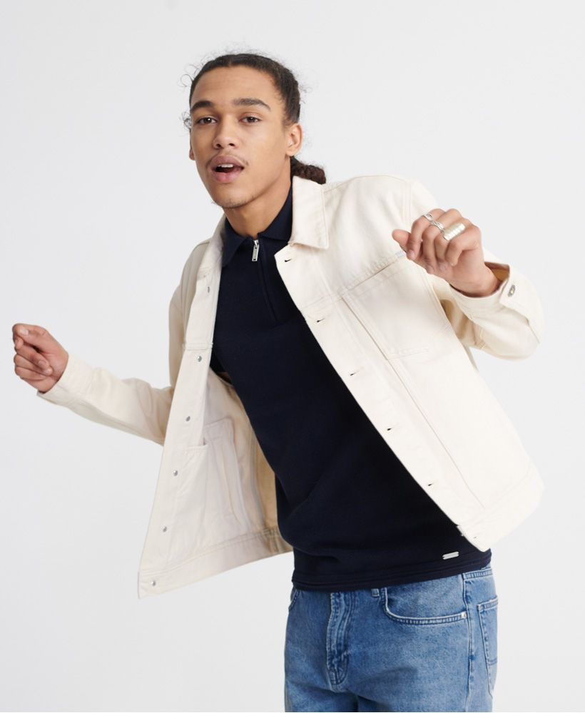 Superdry Highwayman Trucker Jacket