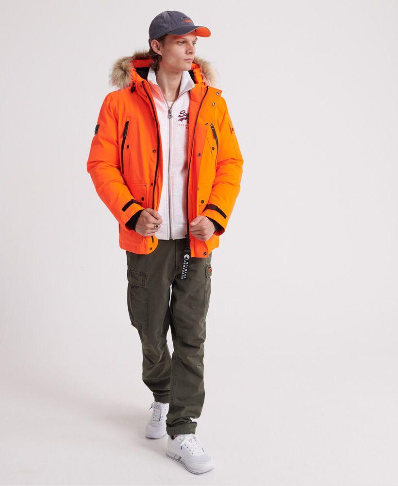 Superdry Waterproof Premium Ultimate Down Jacket