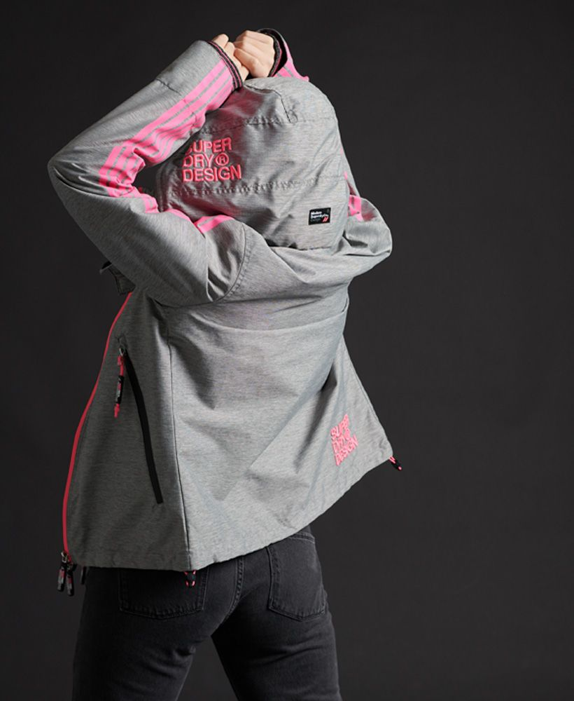 Superdry Limited Edition Blockhood SD-Windcheater Jacket