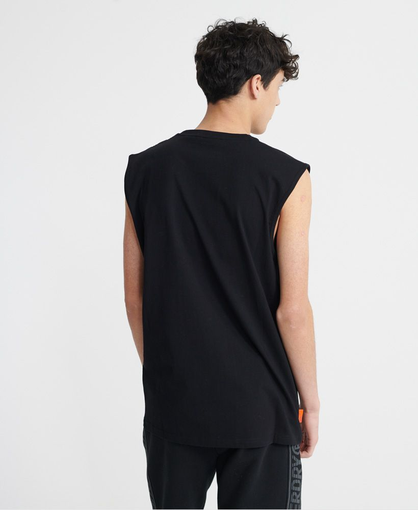 Superdry Organic Cotton Collective Oversized Vest
