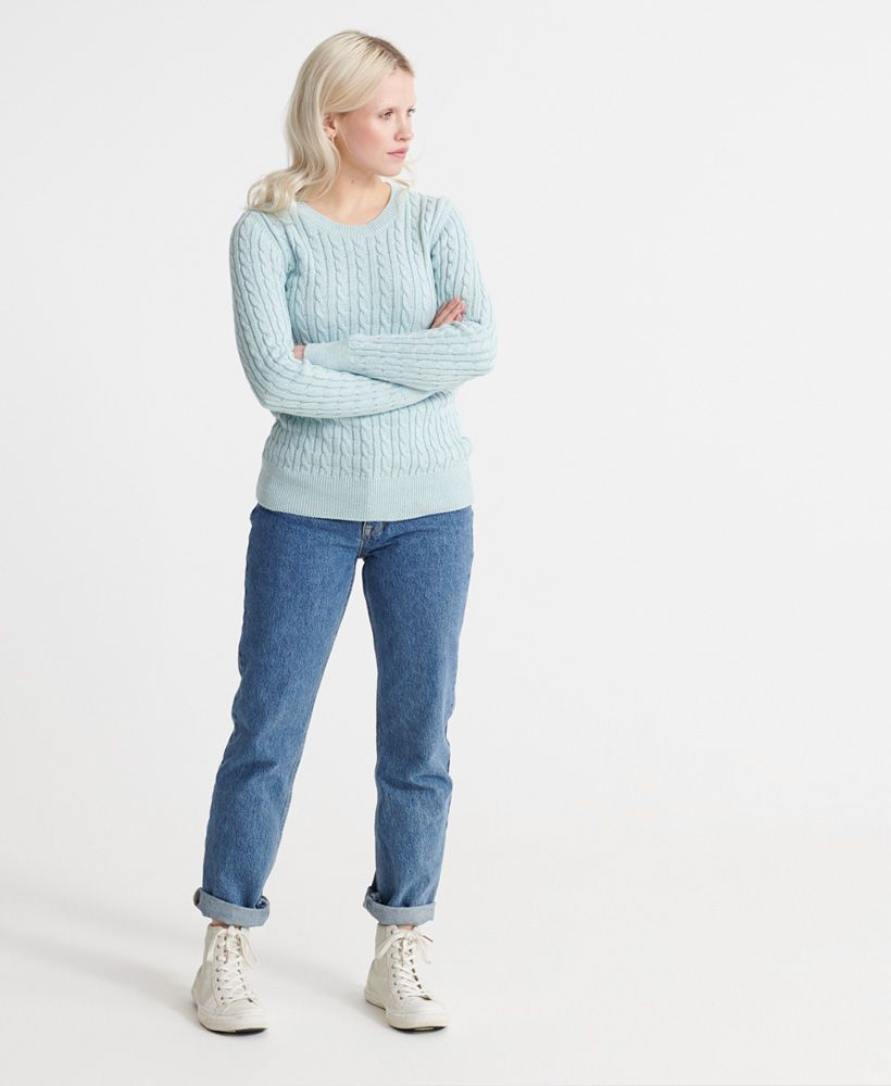 Superdry Croyde Bay Knitted Jumper