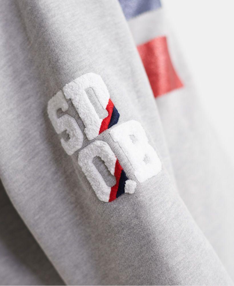 Superdry SDQB Authority Crew Neck Sweatshirt