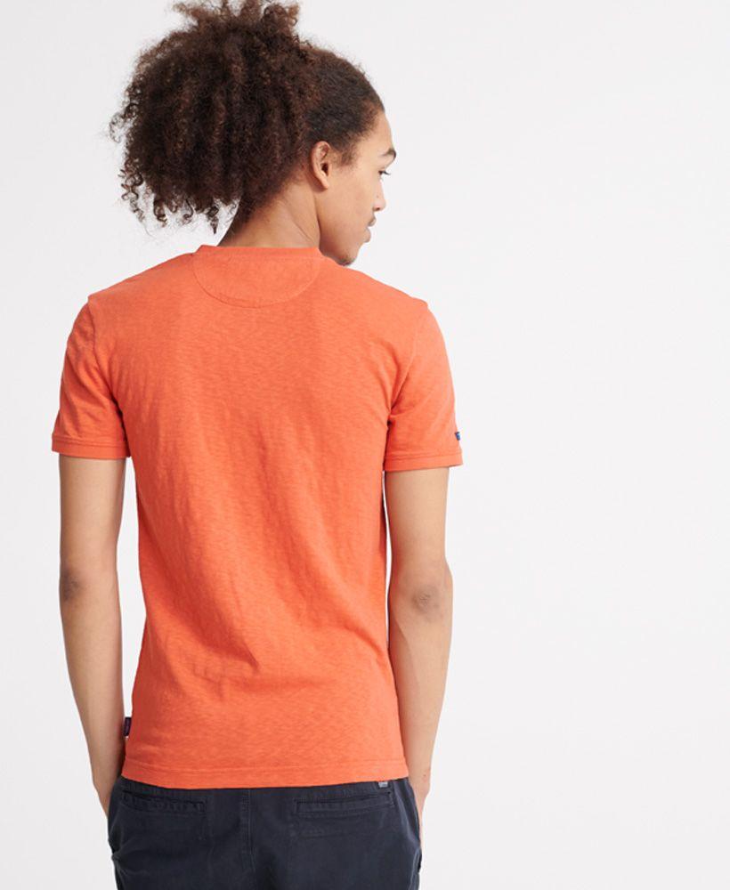 Superdry Heritage Short sleeve Henley T-Shirt