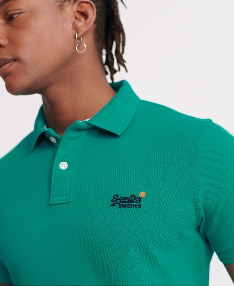 Superdry Classic Pique Short Sleeve Polo Shirt