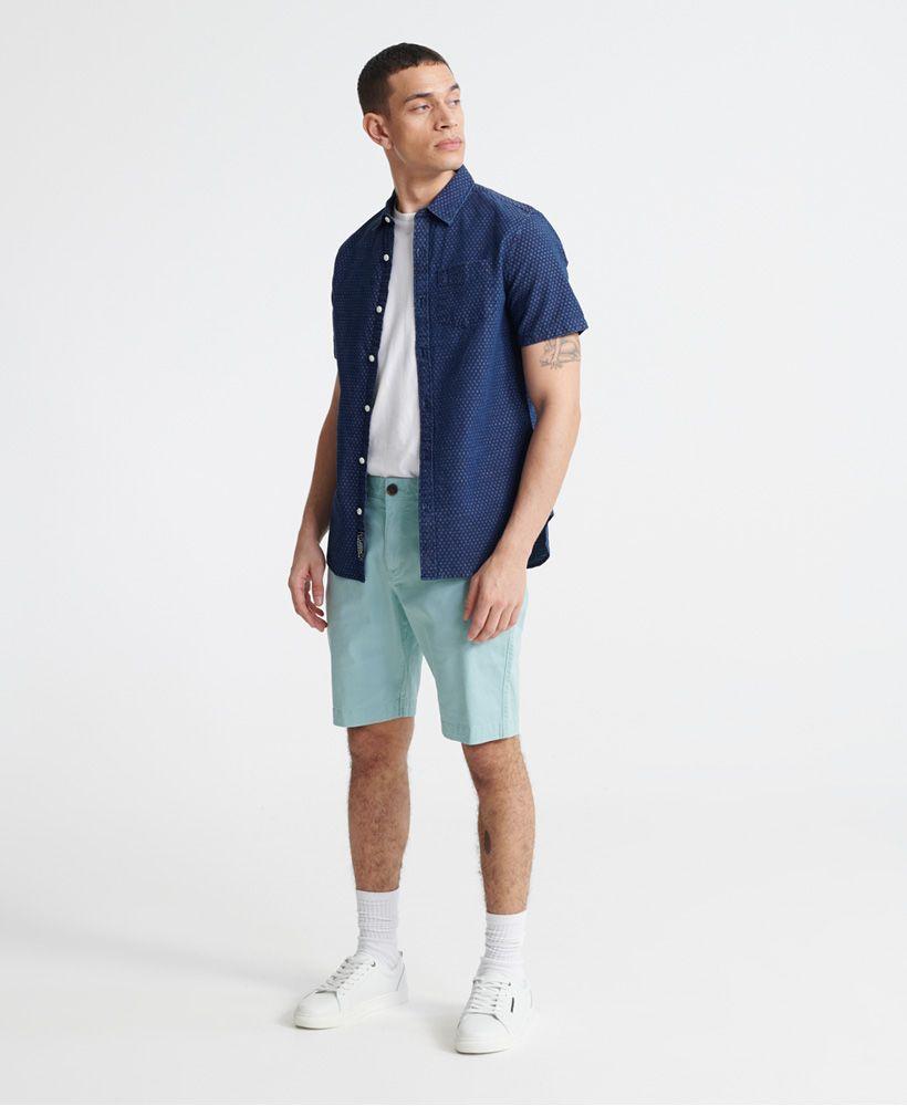 Superdry Loom Short Sleeve Shirt