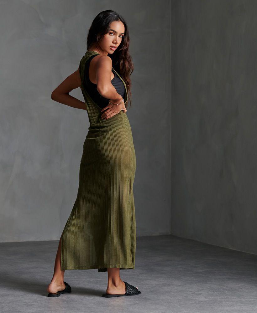 Superdry Nevada Rib Beach Dress
